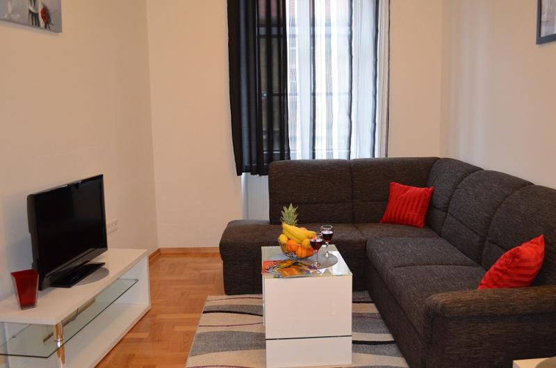 Zagreb-Center Apartment Time Inn - Image 1 - Zagreb - rentals