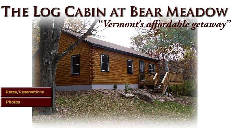 Vermont Log Cabin available for weekend and weekly - Image 1 - Guilford - rentals