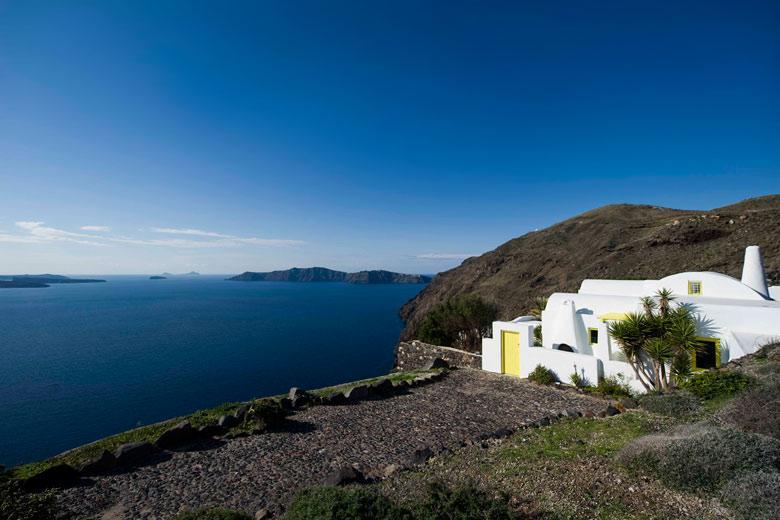 - The Architect Villa - Imerovigli - rentals