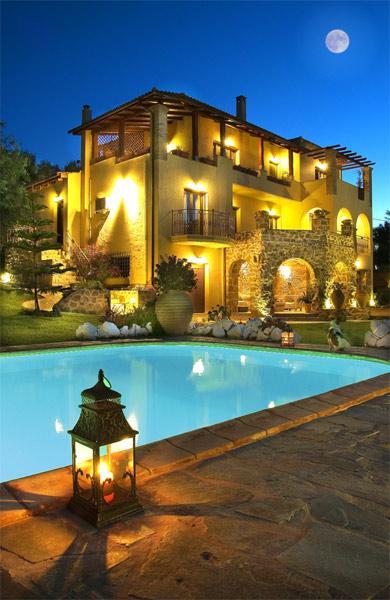- Bozonos Luxury Villa - Mouzaki - rentals