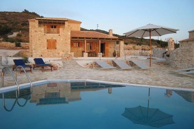 - Crystal Villa - Zakynthos - rentals