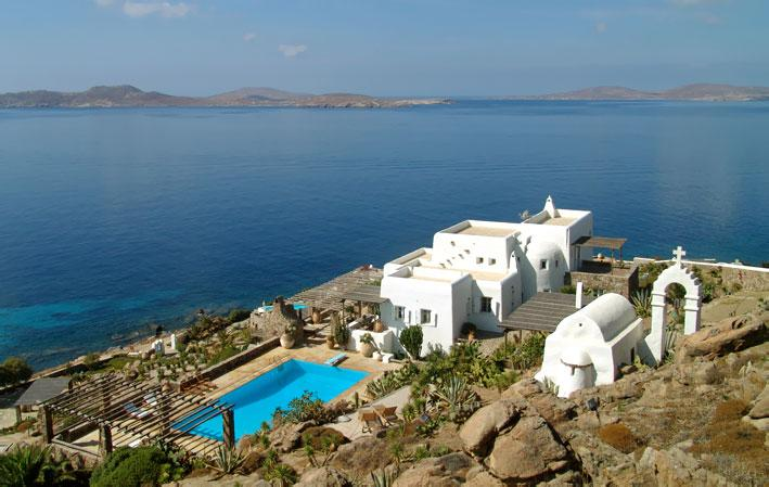 - Ioannis Retreat - Mykonos - rentals