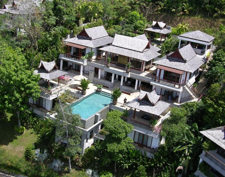 Surin Villa 431 - 6 Beds - Phuket - Image 1 - Phuket Town - rentals