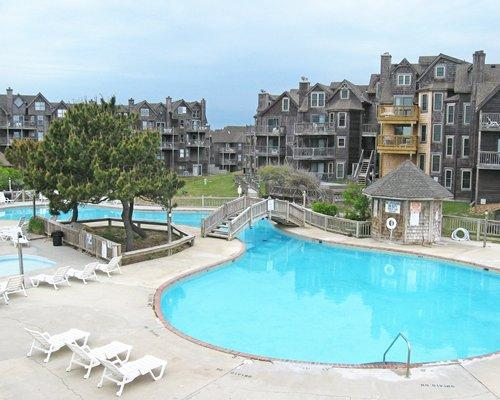 Outdoor pool - Outer Banks (Duck) Vacation Getaway - Duck - rentals