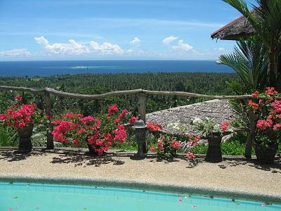 view from the pool - Patsada Cottages - your different island holiday - Mambajao - rentals