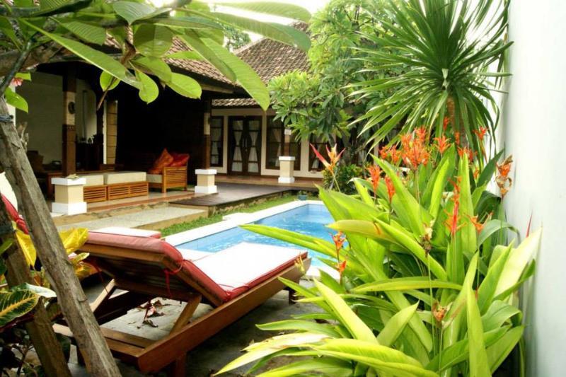 Bali Villa 3 BR with pool in Seminyak center - Image 1 - Seminyak - rentals