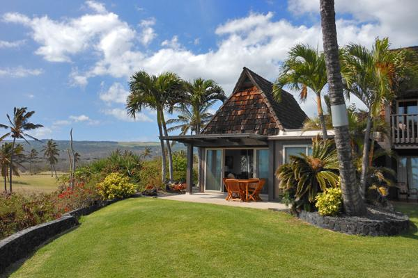 Hale Ke Kai - Punaluu Black Sand Beach, Big Island, Hawaii - Pahala - rentals