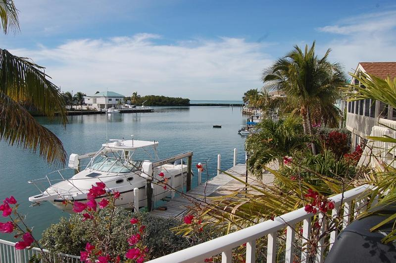 Balcony View - Tropical Pool Homes - 2 Great Keys Homes, 1 Price! - Marathon - rentals