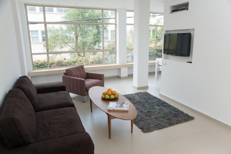 Rothschild View, Renovated, Amazing - Image 1 - Tel Aviv - rentals