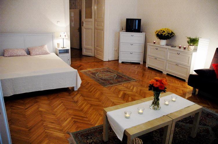 Bedroom - Waterzooi - Budapest - rentals