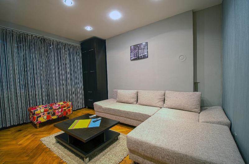 Entire apartment, flat in the center of Belgrade - Image 1 - Belgrade - rentals