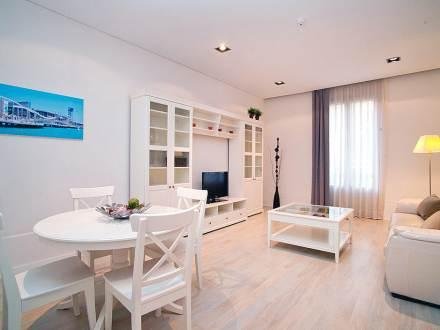 Living room - Arc de Triomf 2 apartment - Barcelona - rentals