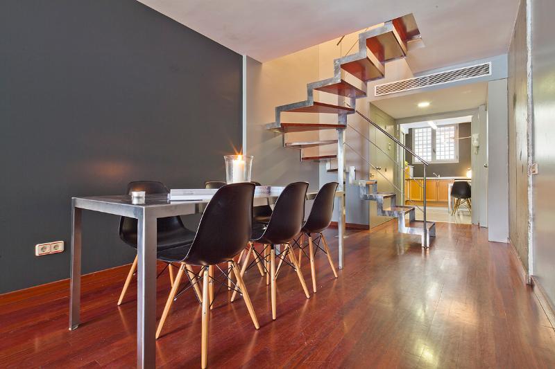 Living room - Putxet Sun B30B apartment - Barcelona - rentals