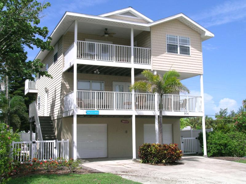 Key West style home on secluded north end - North Shore Villa Anna Maria - Anna Maria - rentals