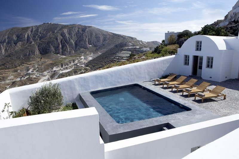 - Villa Fabrica - Santorini - rentals