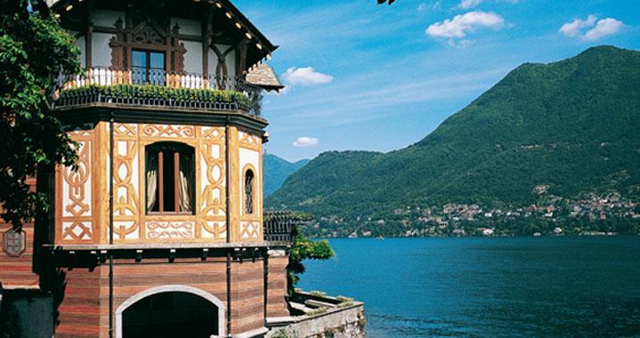 the villa - villa cima - Menaggio - rentals