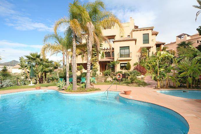pool - Luxury 3 Bedroom Apartment Close To Marbella - Estepona - rentals