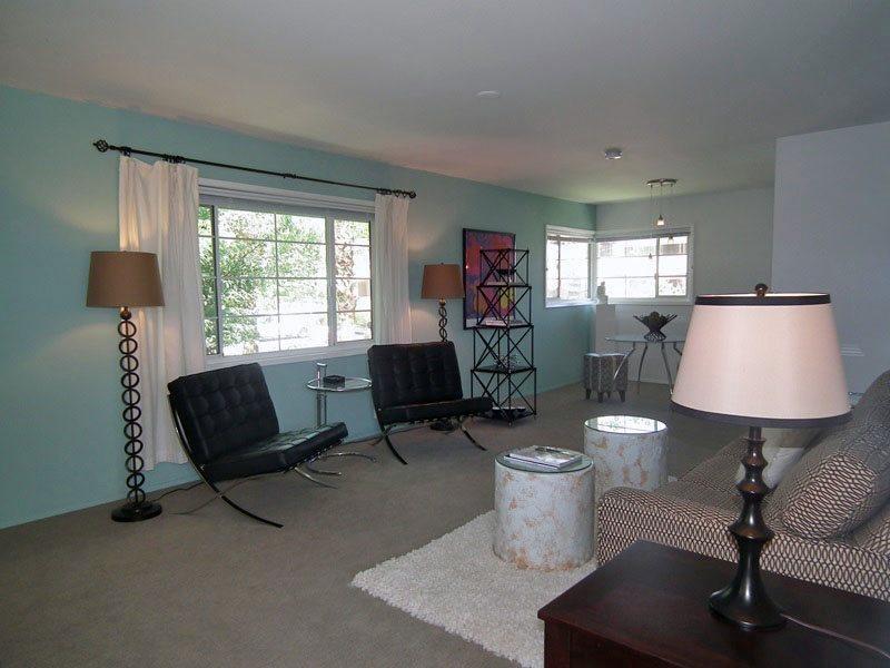 Bright  Cheerful Living Room - Villa Hermosa One Bedroom #23 - Palm Springs - rentals