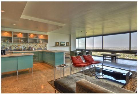 Century City - 1 bedroom Highrise (4328) - Image 1 - Los Angeles - rentals