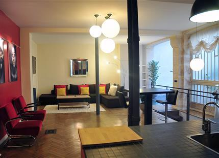 Wonderful 3 Bedroom Loft in Paris - Image 1 - Paris - rentals