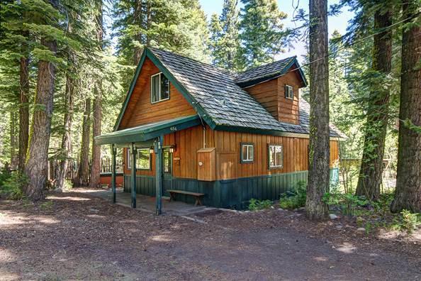 The Alder Cabin - Image 1 - Tahoma - rentals