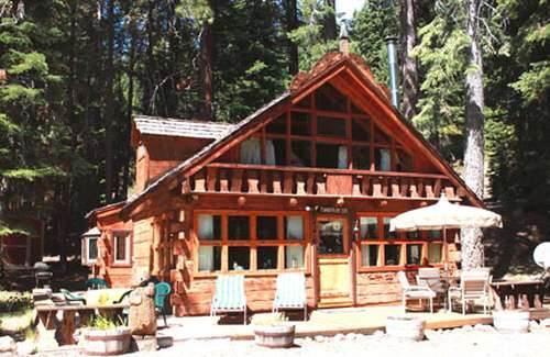 Backus House - Image 1 - Tahoe City - rentals