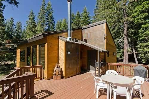 Barking Pine Cabin - Image 1 - Tahoe City - rentals