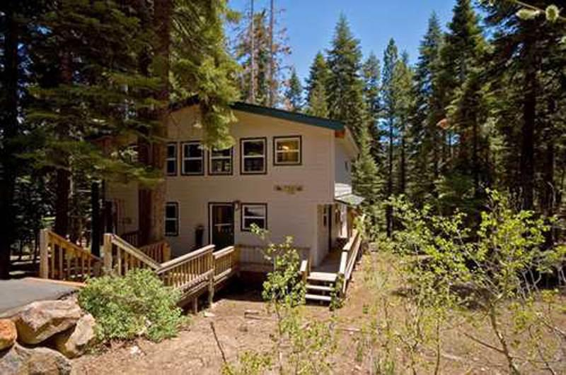 Brown Bear's Lair - Image 1 - Tahoe City - rentals