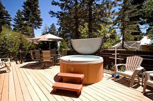 The Corbett Cabin - Image 1 - Tahoe City - rentals