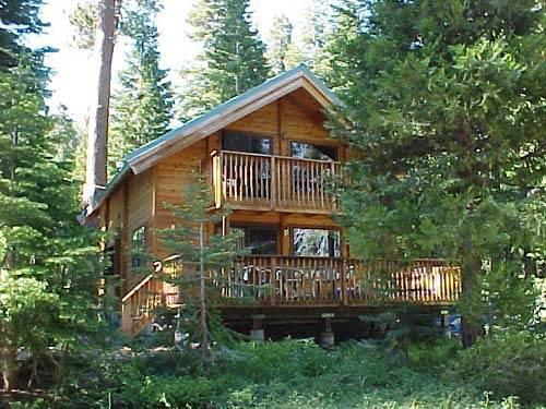 The Mayer House - Image 1 - Tahoe City - rentals
