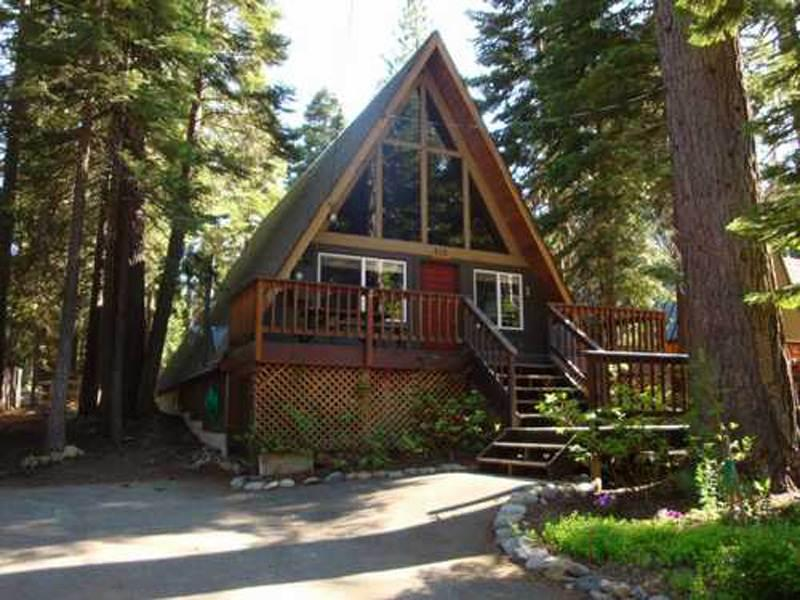 The Morte House - Image 1 - Tahoe City - rentals