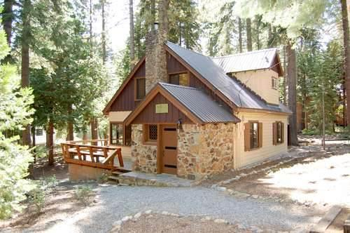 The Quandt Cabin - Image 1 - Tahoe City - rentals