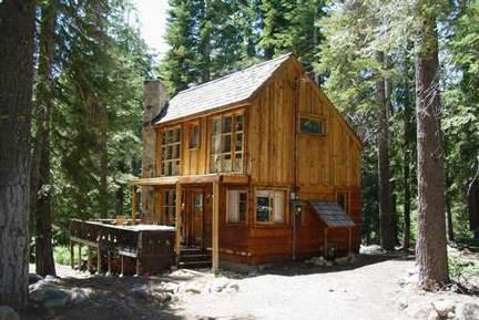 The Sandstrom Cabin - Image 1 - Tahoe City - rentals