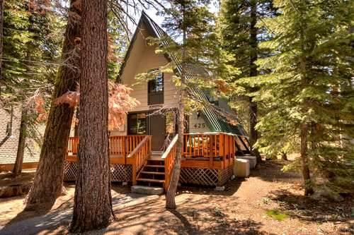 ULLR HAUS - Image 1 - Tahoe City - rentals