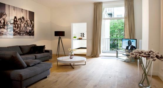 Living Room Twilight Twinkle Apartment Amsterdam - Twilight Twinkle - Amsterdam - rentals