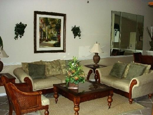 Living Room - Cypress Woods - Naples - rentals