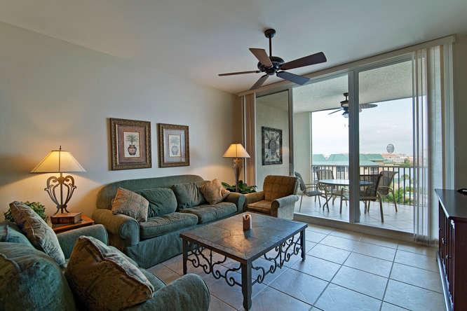 Living Area - Regatta - Naples - rentals