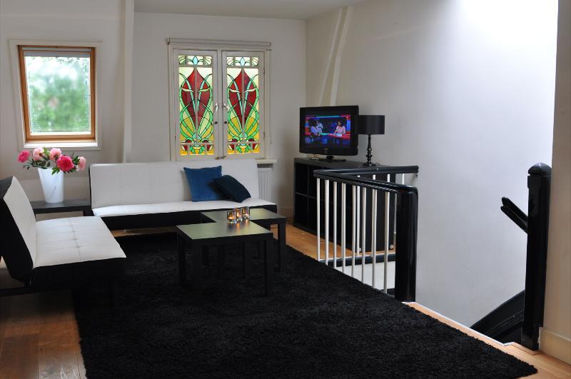 Living Room with Stair View Da Costa Amsterdam - Da Costa - Amsterdam - rentals