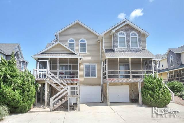 Beach Music - Sea  Pointe 3A - Image 1 - Nags Head - rentals