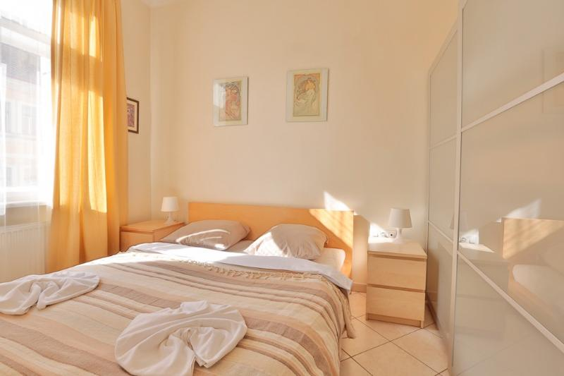 Apartment near Wenceslas Square - Image 1 - Prague - rentals