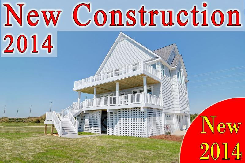New for 2014! - Island Drive 4284 -6BR_SFH_OFB_14 - North Topsail Beach - rentals