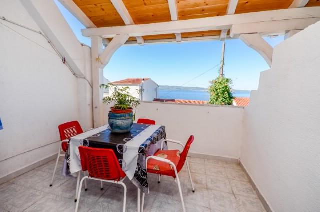 Apartments Žanet - 43471-A1 - Image 1 - Sumpetar - rentals