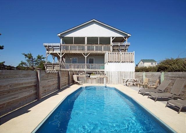 SN8608-CROSS THE STREET COTTAGE - SN8608-CROSS THE STREET COTTAGE - Nags Head - rentals