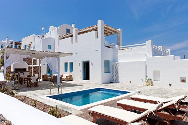 Exterior - Blue Villas | Levantes | Peaceful Location - Vourvoulos - rentals