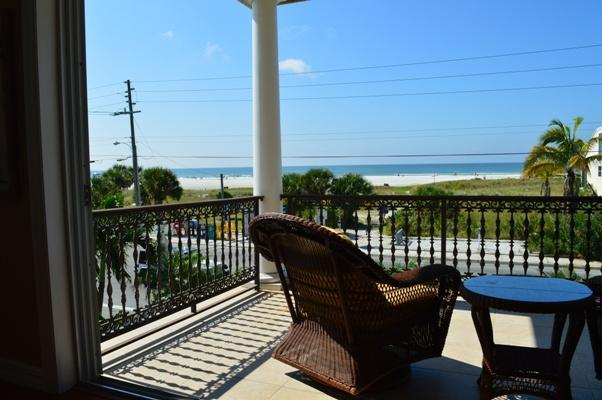 Gorgeous view from the terrace, front room, kitchen & dining area - The Lap of Luxury and Million Dollar Views! - Siesta Key - rentals