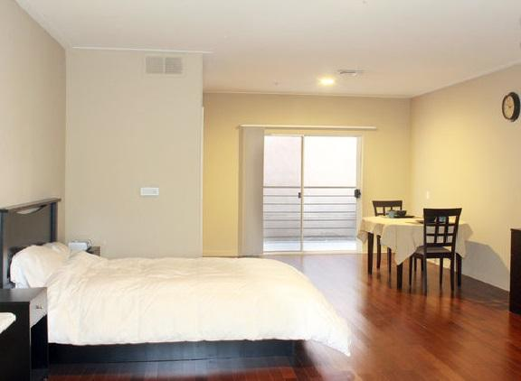 window unit - 228 Luxury Executive Stodio in Prime Westside Los - Los Angeles - rentals