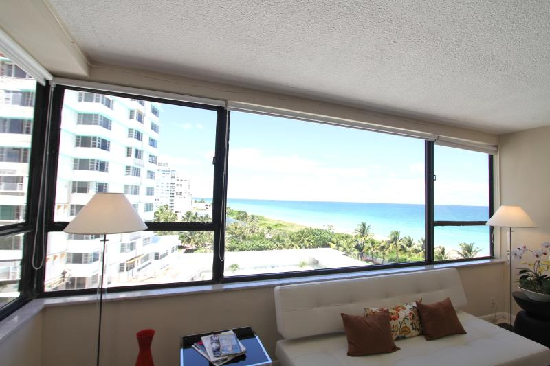 Beachfront  2 bedroom spacious apartment 804 - Image 1 - Miami Beach - rentals