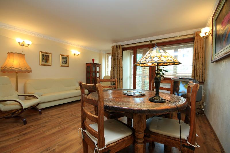 salon - Apartament typu Delux z 2 sypialniami - Wroclaw - rentals