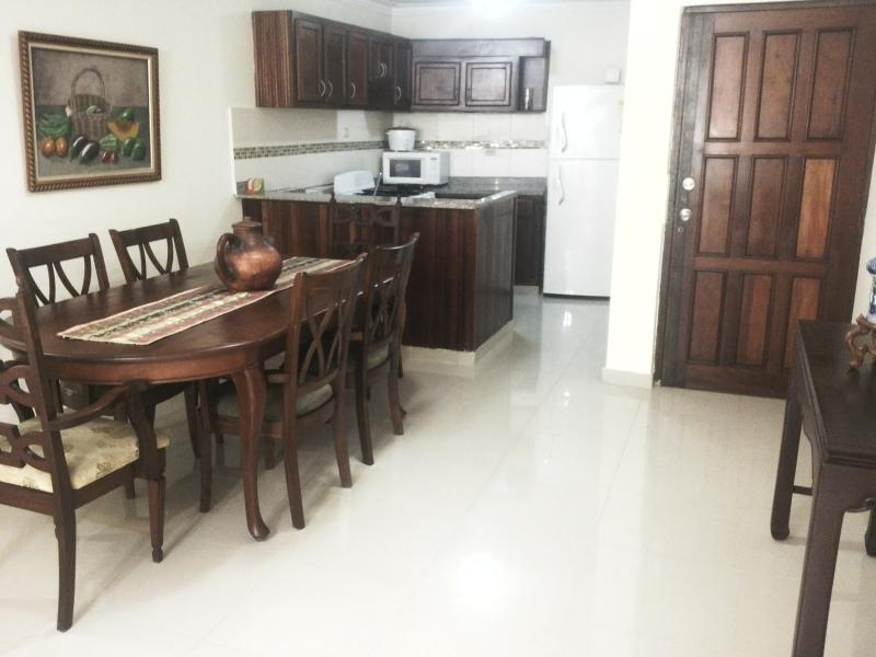 Newly designed 2 bedroom near University and Metro - Image 1 - Santo Domingo - rentals