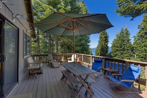 watch the sunrise over Tahoe - Ann Rd Lakeview-Pets ok- near Homewood Ski Area - Homewood - rentals